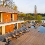 Blick auf die Trainingsplätze - Profisporthotel_Klosterpforte Mariendfeld