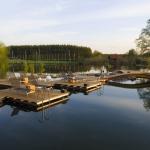 Sichtungscamp_Badesee und Sportplatz